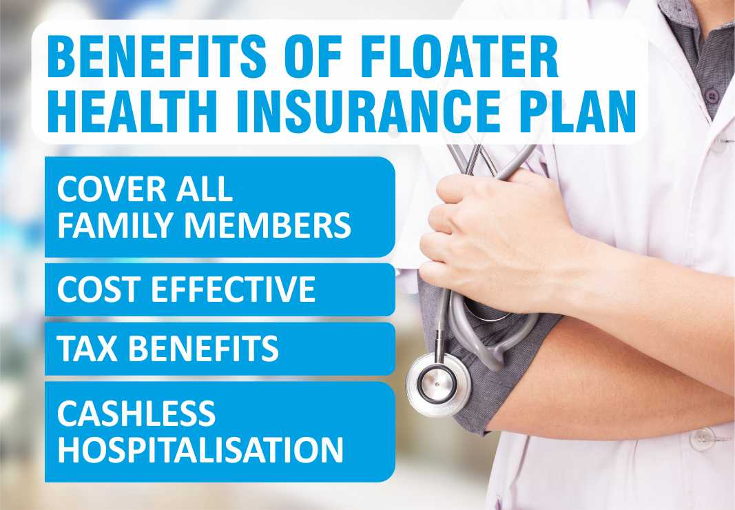 What are the Benefits of a family floater plan of health ...